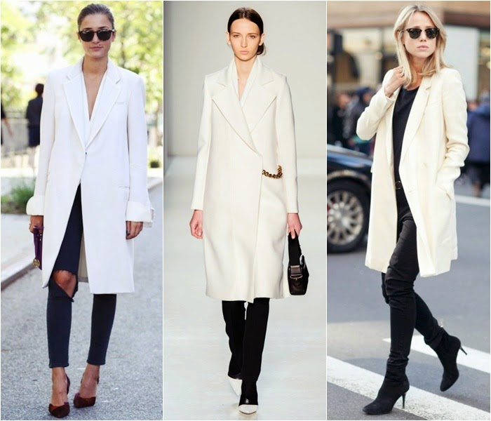 beli kaput aputi za jesen zimu 2014 white coat fall 2014-2