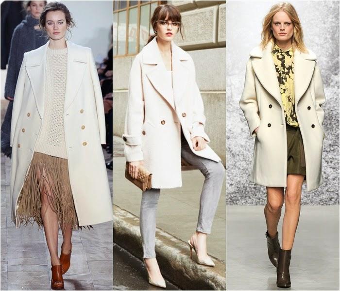 beli kaput aputi za jesen zimu 2014 white coat fall 2014