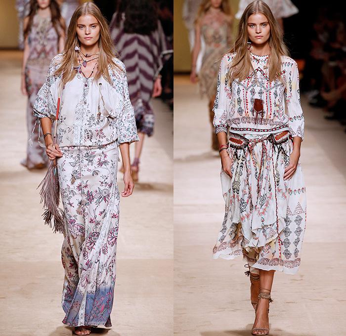 70s and boho chic fashion mannequin - Moda boho chic ...