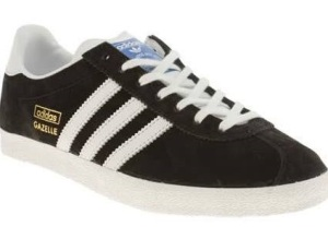 Gazelles are another great mens casual shoe