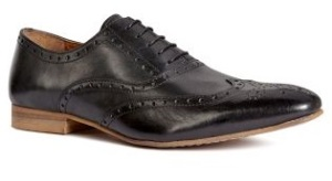 this black oxford brogue is another fantastic formal shoe