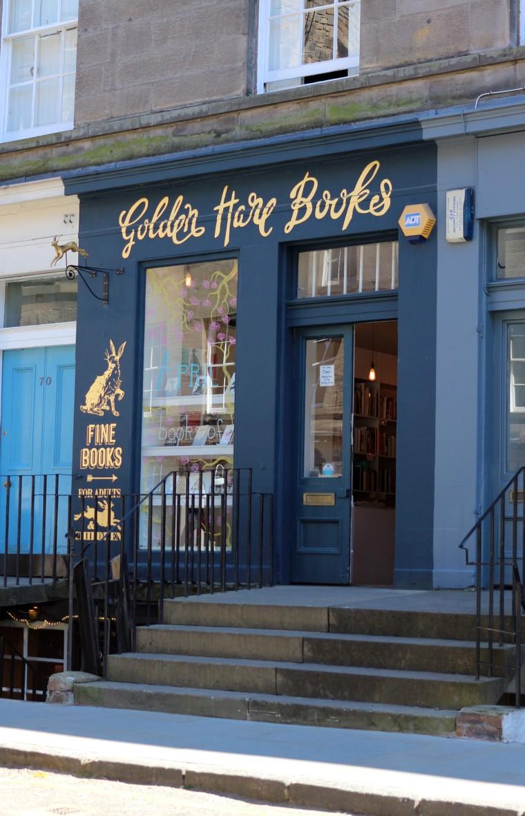edinburgh-scotland-mercure-hotels-review-uk-travel-blogger-lifestyle-golden-hare-books