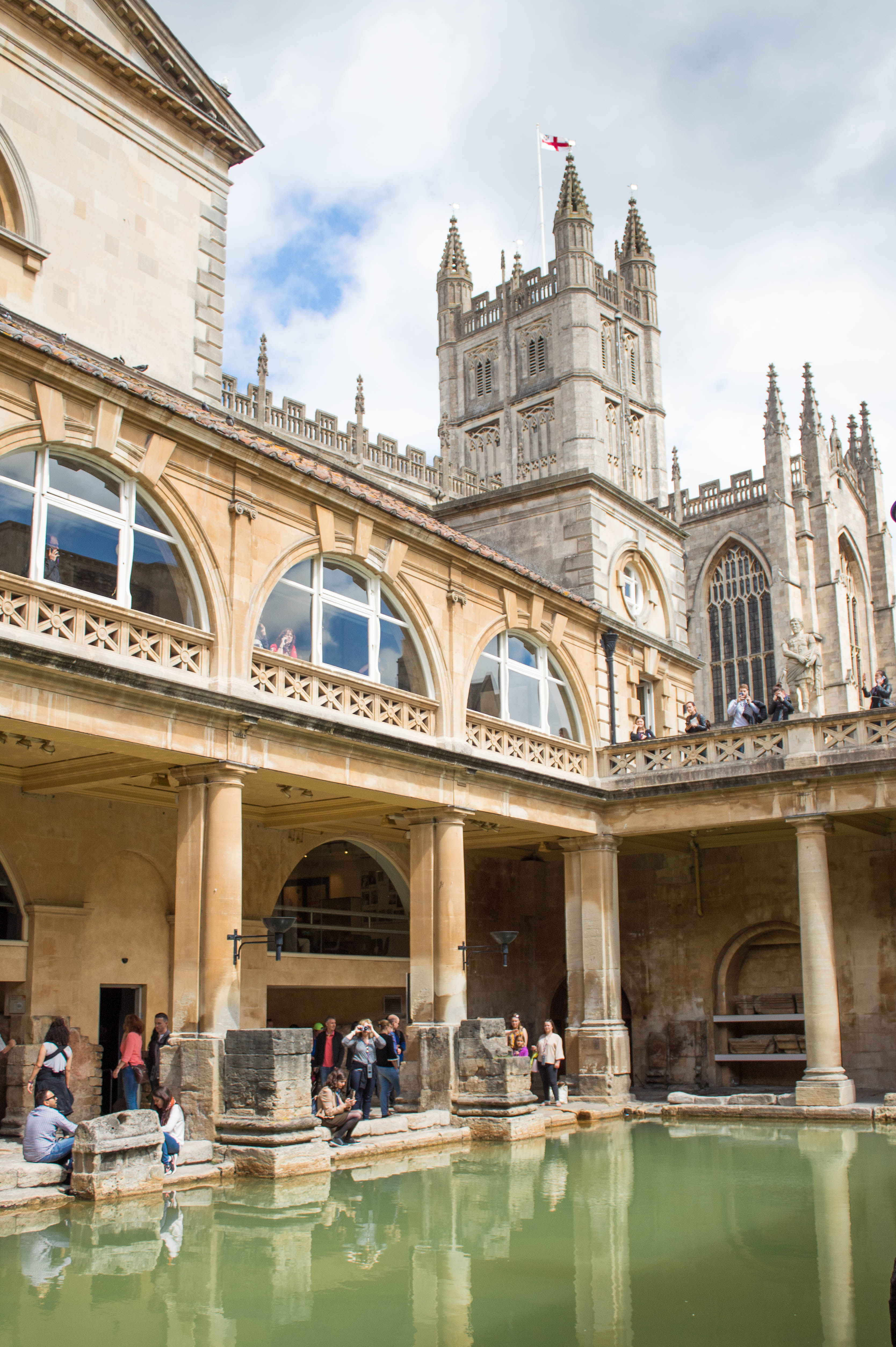 Watch 24 hours in Bath – where to eat, shop and sleep for a stylish speed-break video