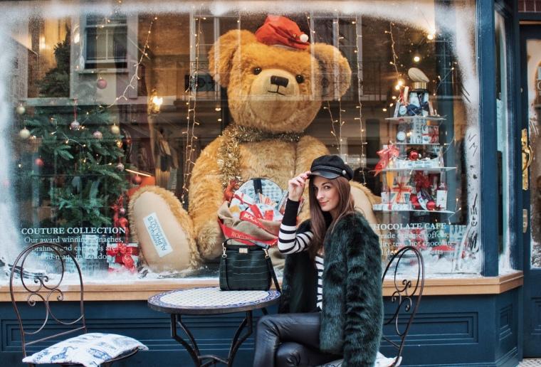 Christmas in Belgravia